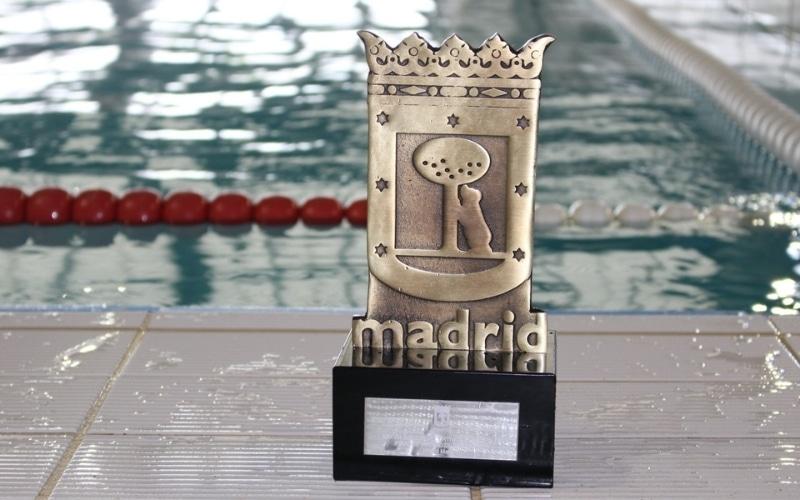 Campeones Waterpolo Infantil de Madrid