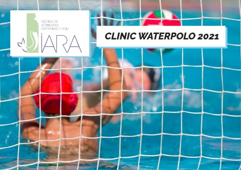 Clinic Waterpolo 2021 - Campamento