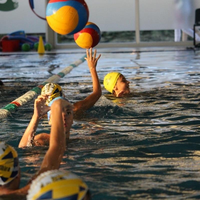 Waterpolo para niños en Madrid