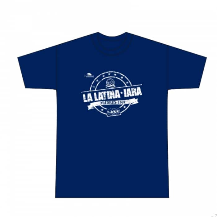 Camiseta IARA La Latina azul