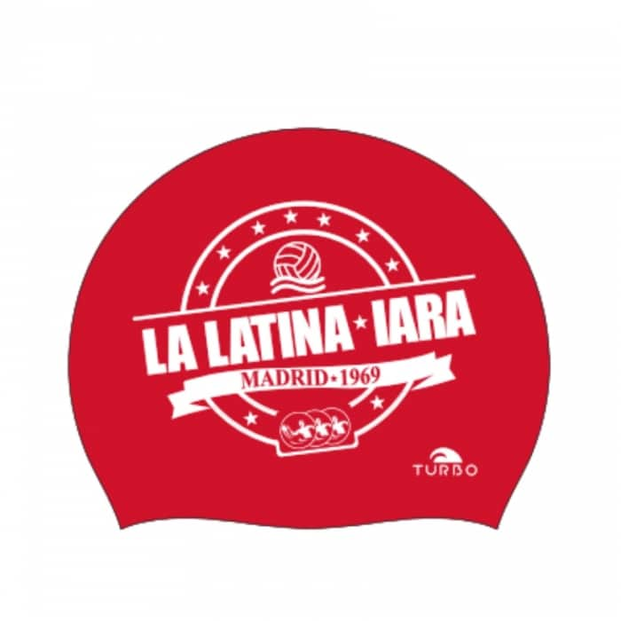 Gorro baño IARA La Latina Rojo